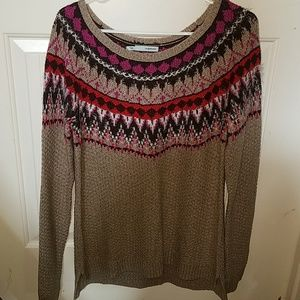 Sweater with cute print